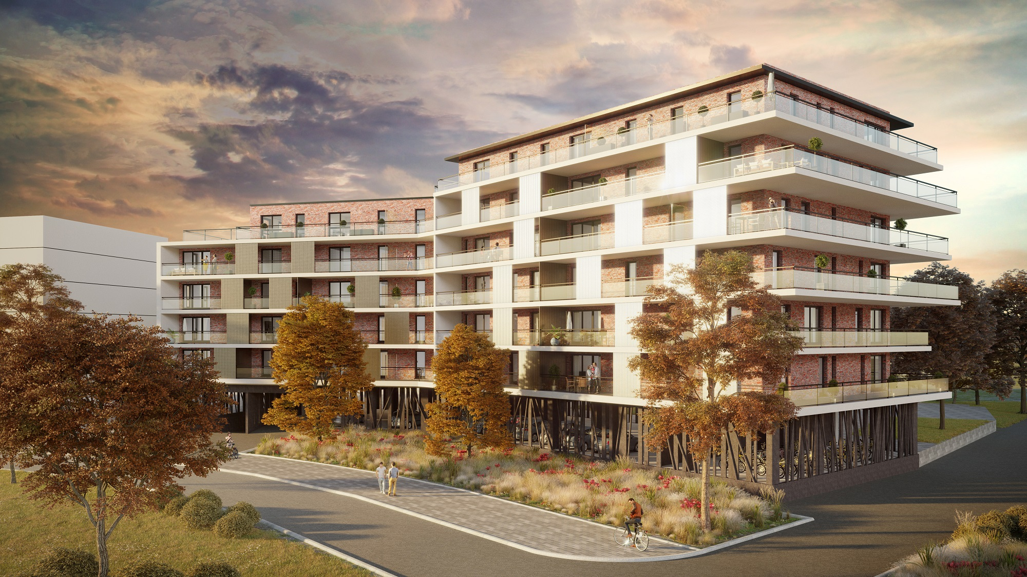Illkirch Néris- programme immobilier neuf Topaze
