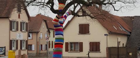 Mairie Griesheim près Molsheim