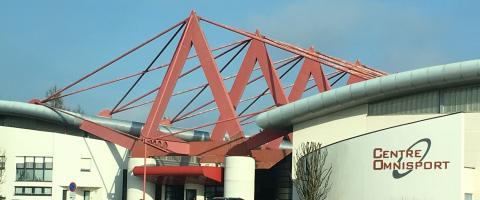 Ville de Brumath - centre omnisport