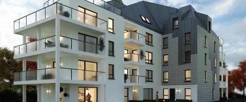 Programme immobilier Symbiose - Topaze