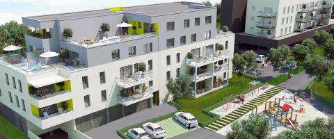 Programme immobilier Les Roses de Talos - Pulversheim