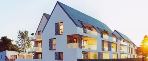 Programme immobilier neuf Lichtenberg