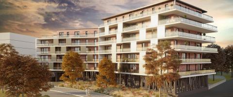 Programme immobilier Illkirch-Graffenstaden - Néris