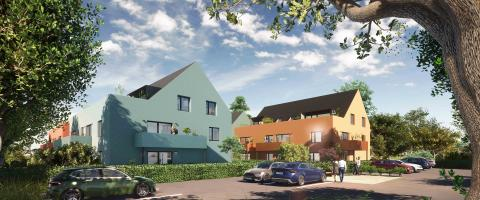 Programme immobilier neuf Ostwald - Caravelle