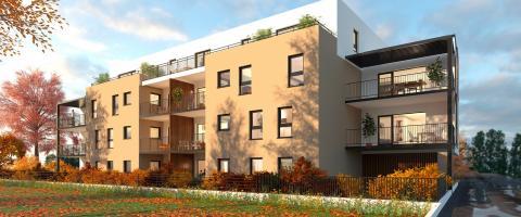 programme immobilier neuf Néhome - Strasbourg Neuhof