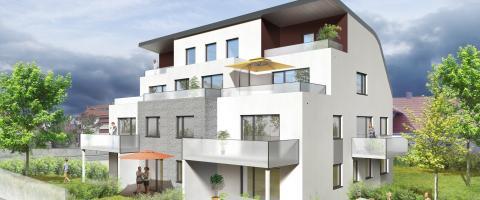 Programme immobilier neuf à Illkirch- Villa Juliette