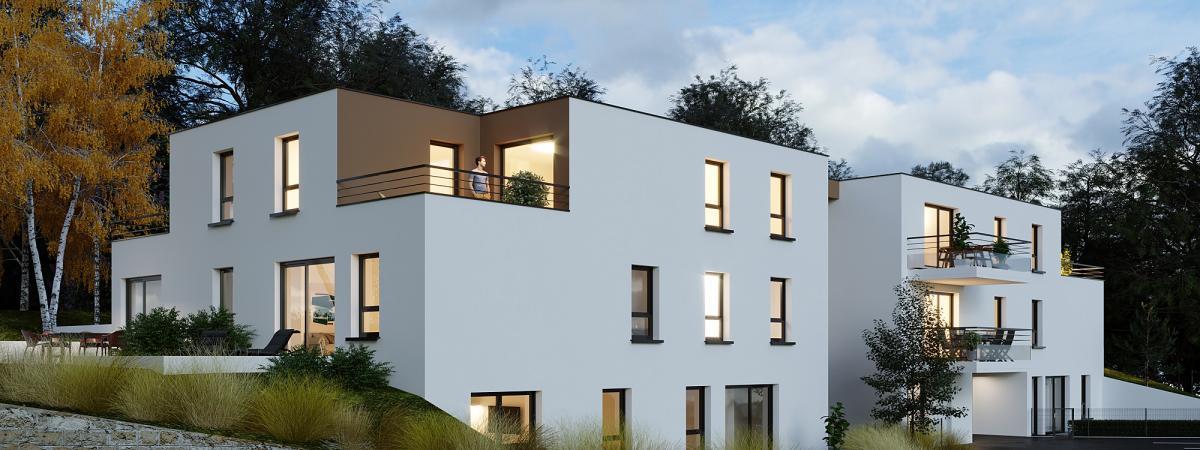 Programme immobilier neuf à Brunstatt-Didenheim - Azural
