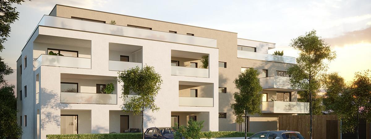 Programme immobilier neuf Saverne - Le Pégase