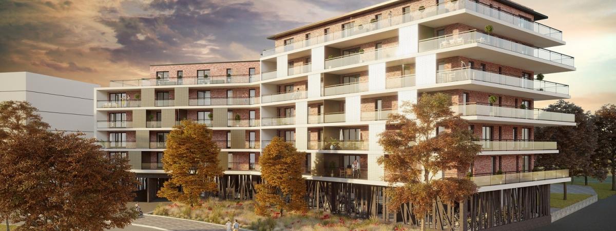 Programme immobilier neuf Néris - Illkirch-Graffenstaden