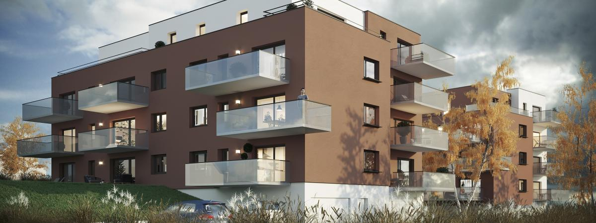 Programme immobilier neuf Saverne - Le Pégase