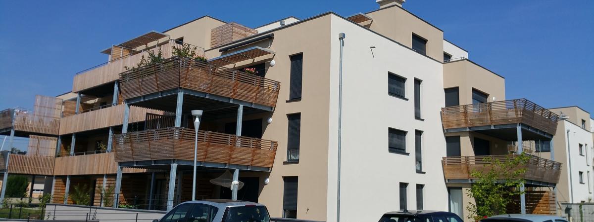 Programme immobilier neuf Illkirch-Graffenstaden - Les Akènes
