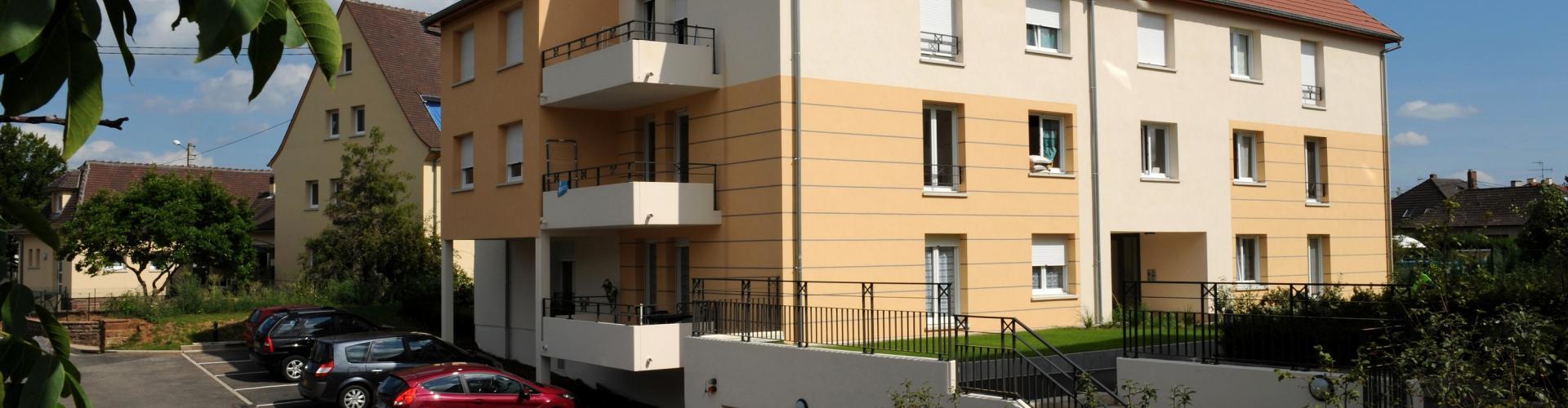 Programme immobilier neuf Barr - Le Blason