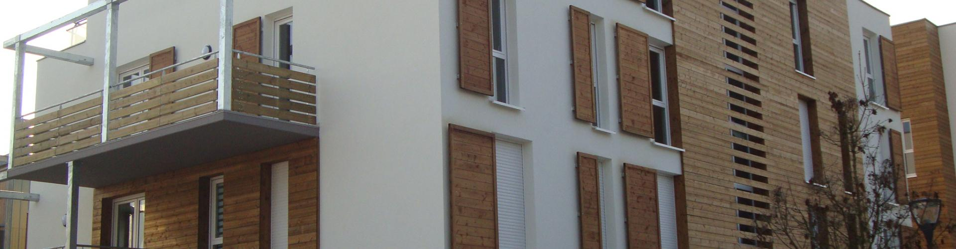 Programme immobilier neuf Strasbourg - Les Terrasses d'Apollon