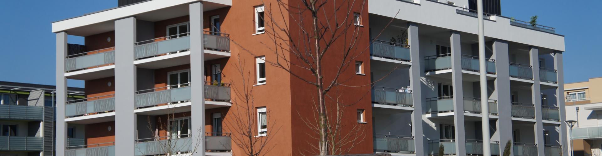 Programme immobilier neuf Greenside - Strasbourg