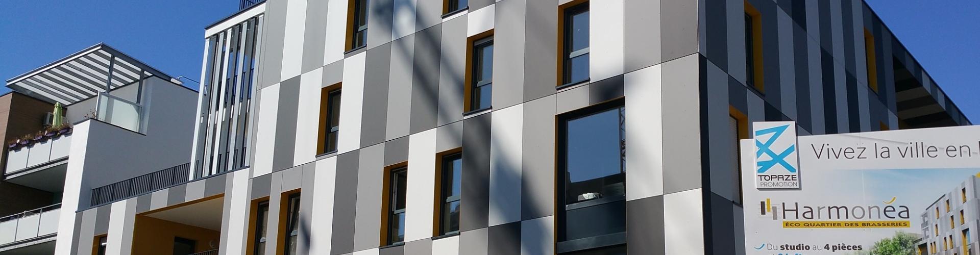 Programme immobilier neuf Strasbourg - Harmonéa