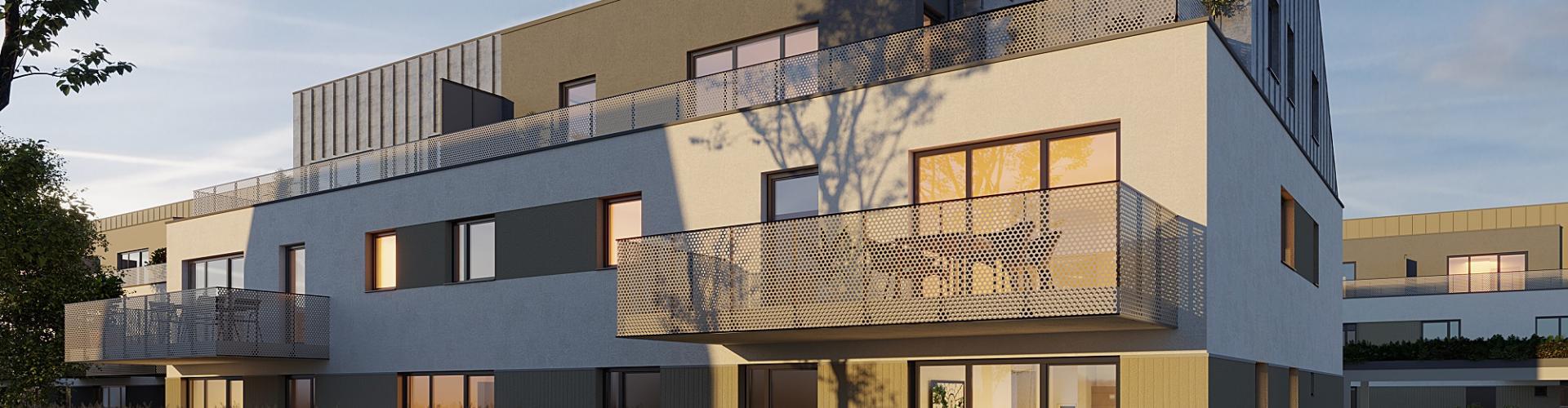 Programme immobilier neuf Ingersheim-Cyllene