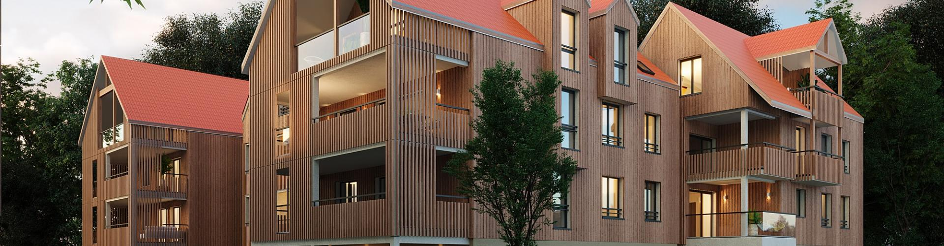 Programme immobilier neuf Obernai - Debussy