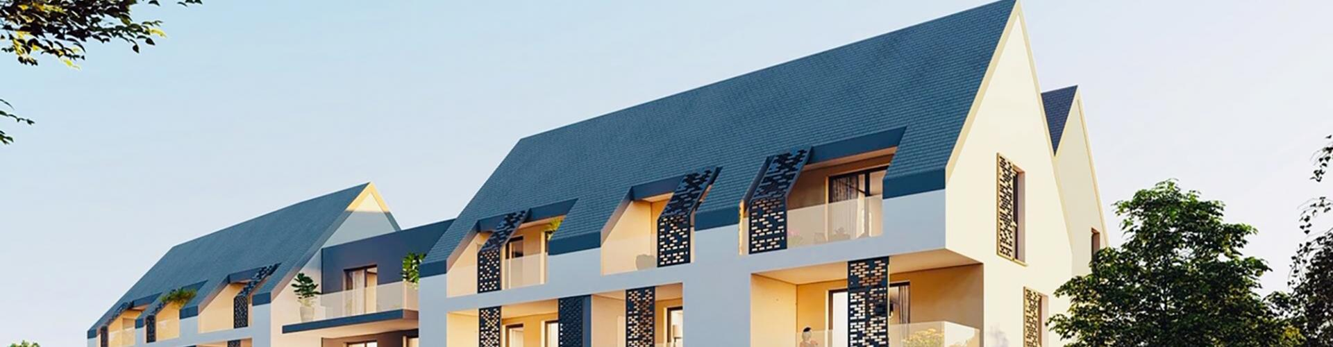 Programme immobilier neuf Le Lichtenberg - Oberhoffen-sur-Moder