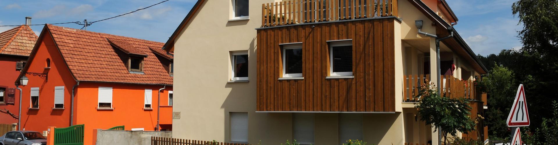 Programme immobilier neuf Les Résidences Ringmann - Eichhoffen