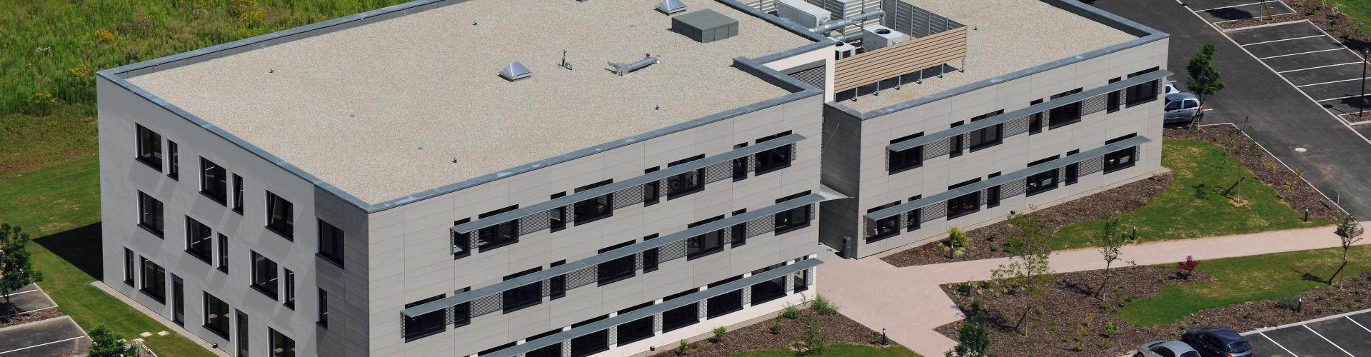 Immobilier bureau neuf Spex - Entzheim