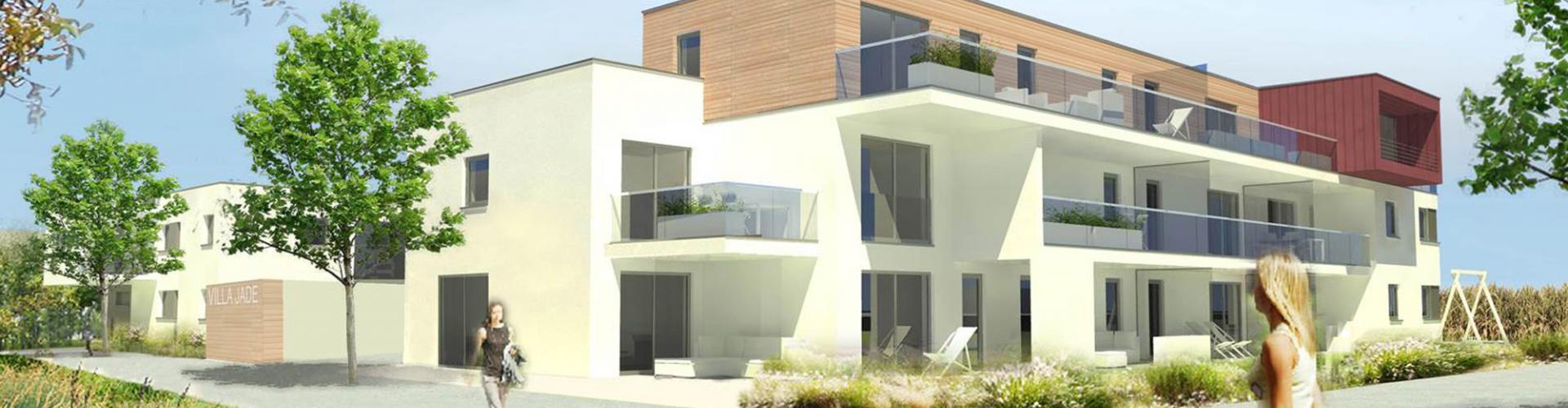 Programme immobilier neuf Villa Jade - Wingersheim