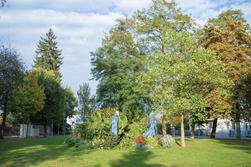 Mix'City est un programme immobilier neuf à Illzach.