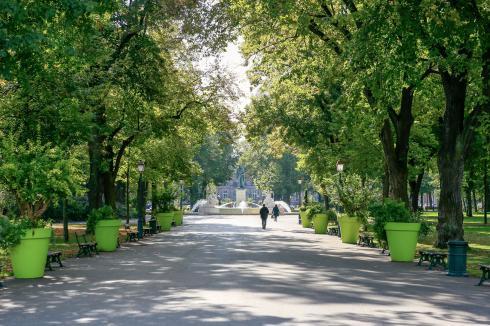 Programme immobilier neuf Colmar - parc