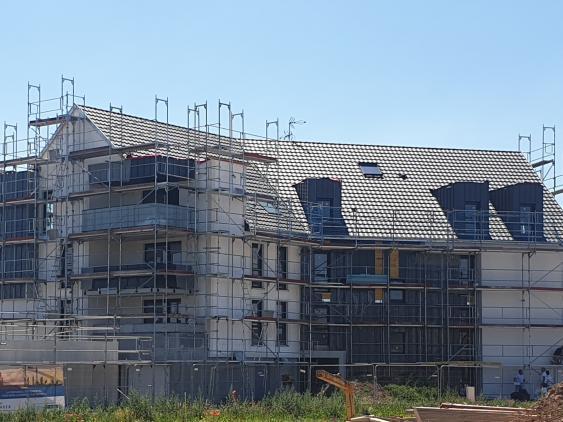 Programme immobilier neuf Duppigheim - Odéa