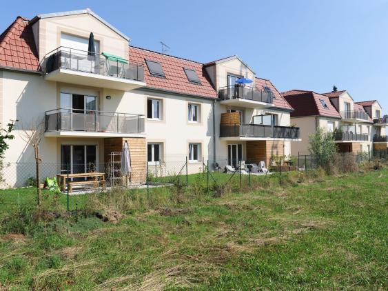 Programme immobilier neuf Le Clos des Sarments - Ingersheim