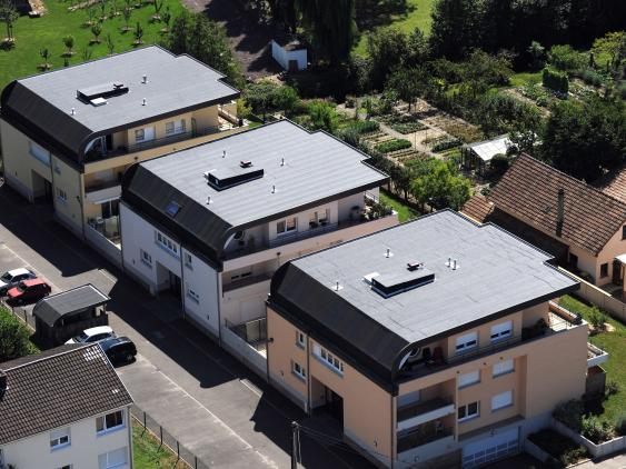 Programme immobilier neuf Le Canal - Gerstheim