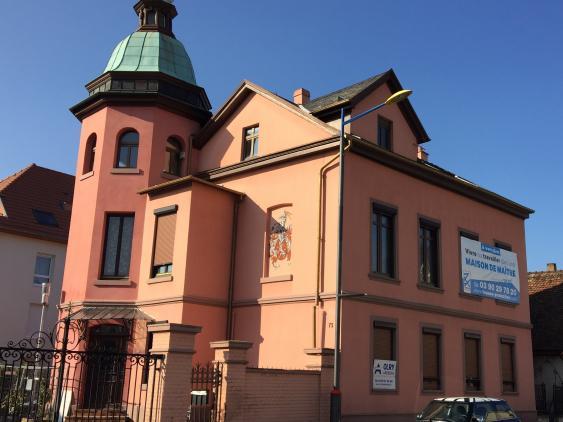 Programme immobilier neuf Saint Rémy - Bischheim