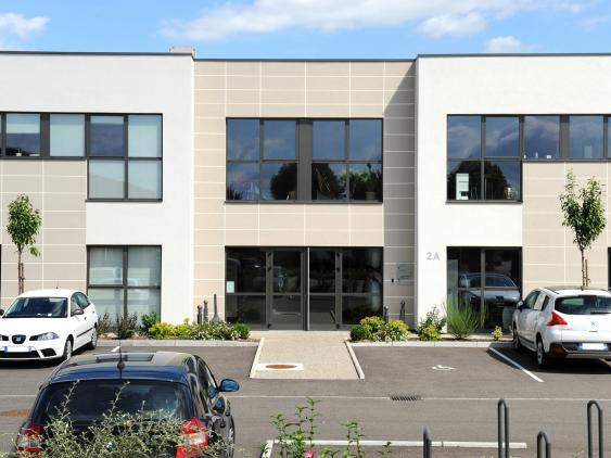 Immobilier bureau neuf Géode - Obernai