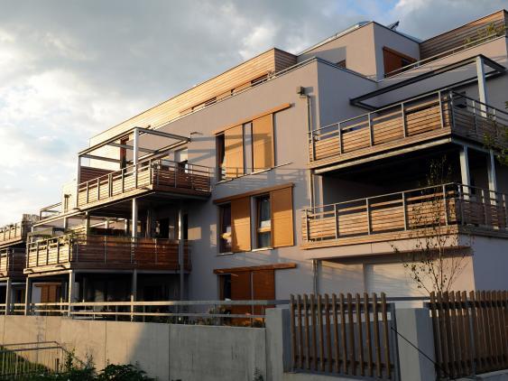 Programme immobilier neuf Le Jardin des Artistes - Strasbourg