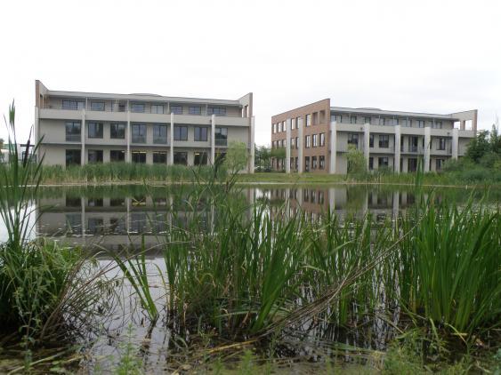 Immobilier bureau neuf Alcyon - Entzheim