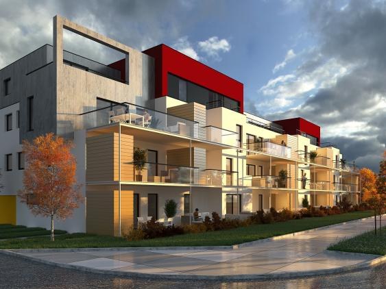 Programme immobilier neuf Brumath - Esprit B