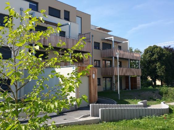 R alisations programmes neufs strasbourg et alsace - Residence les jardins d alsace strasbourg ...