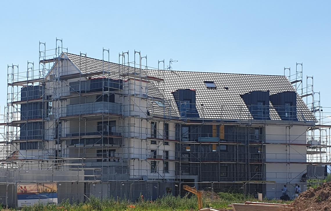 Programme immobilier neuf - Duppigheim