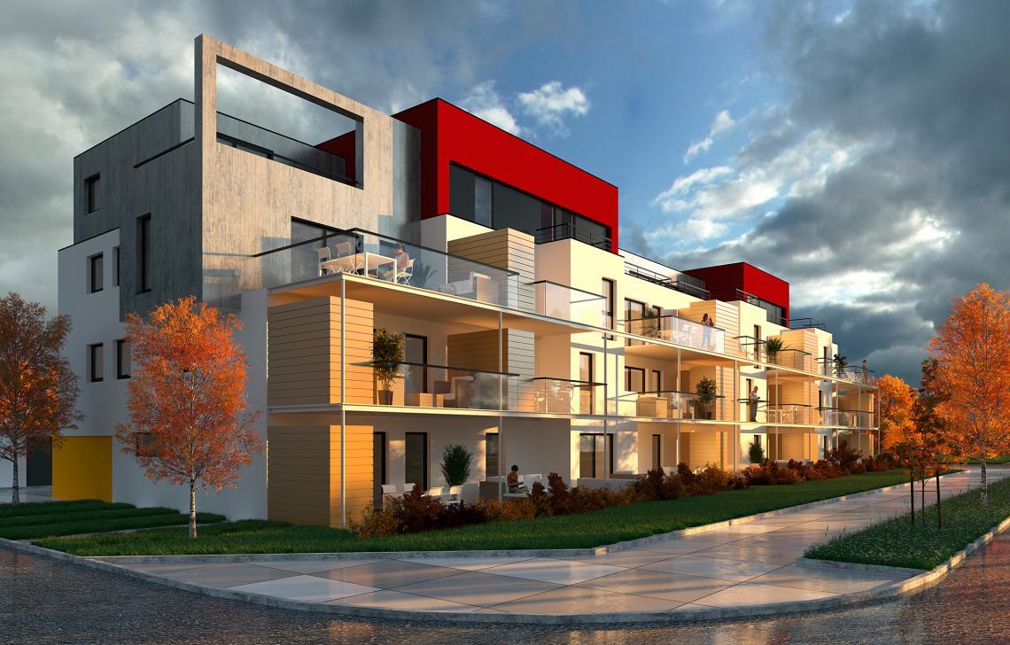 programme immobilier neuf Esprit B - Brumath
