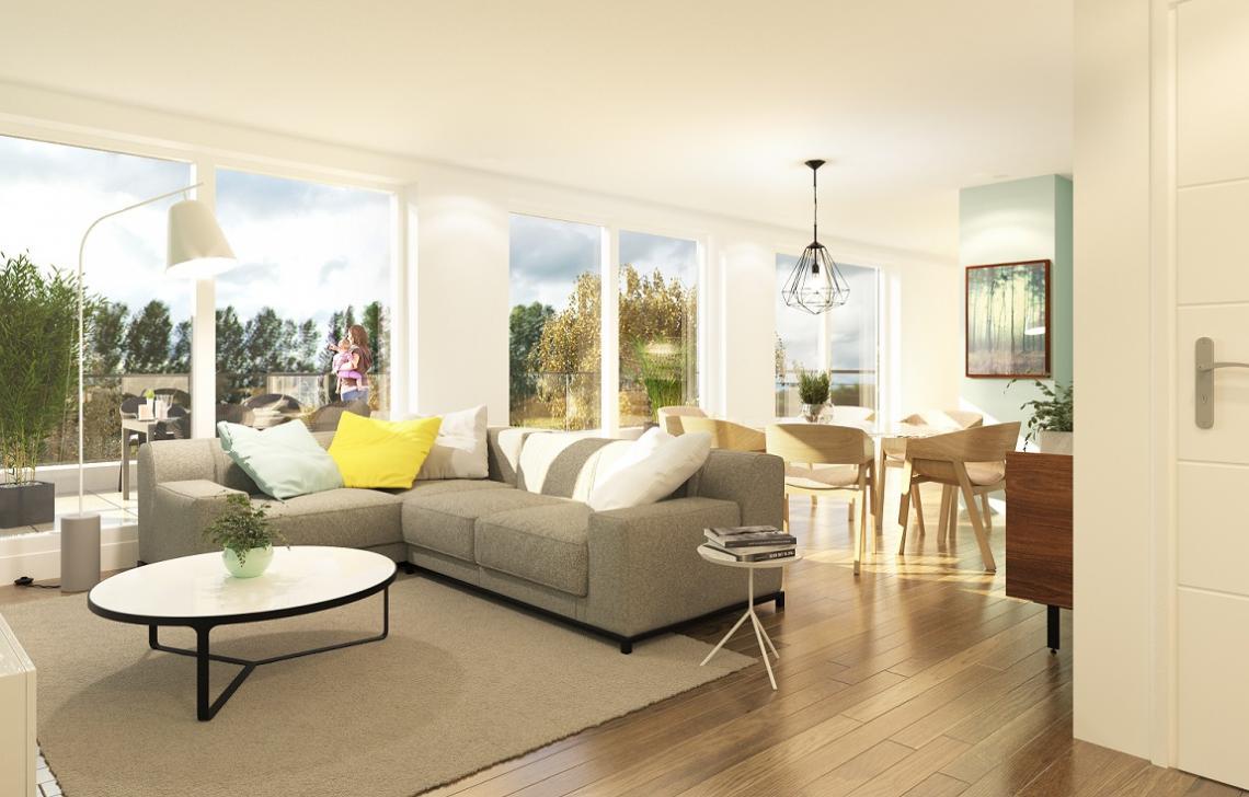 programme immobilier neuf Intérieur maisons neuves