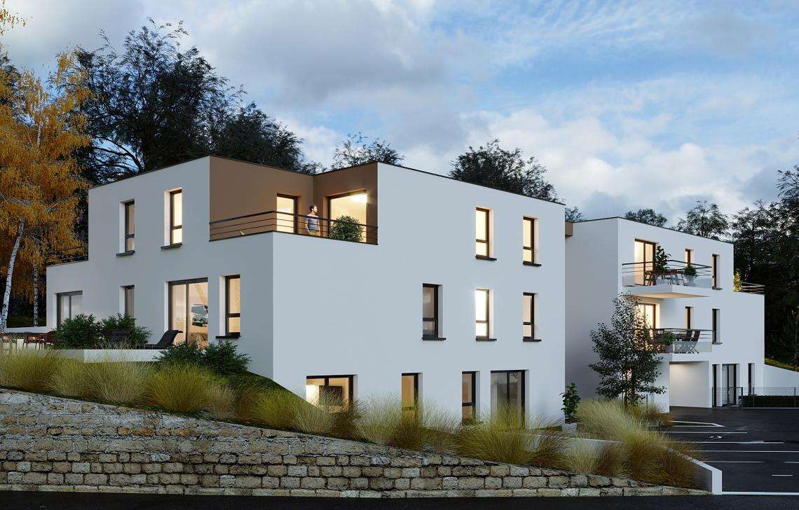 Programme immobilier neuf Azural - Didenheim