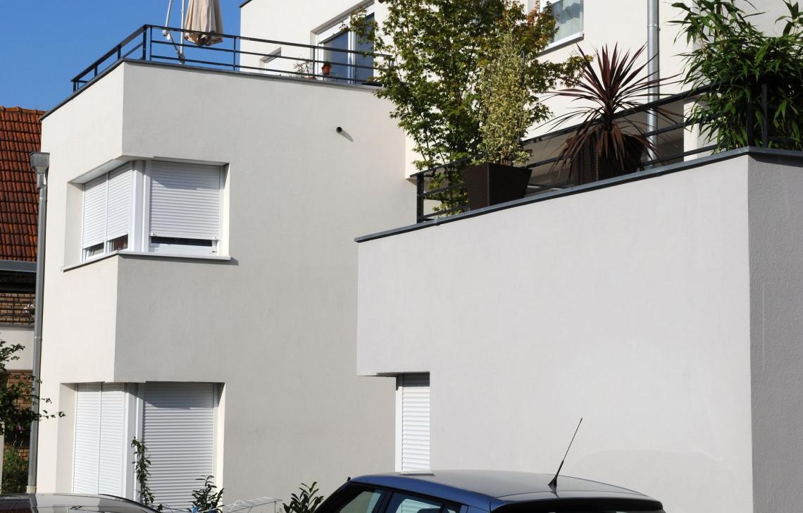 Les jardins d 39 herbsheim programmes immobiliers neufs - Residence les jardins d alsace strasbourg ...