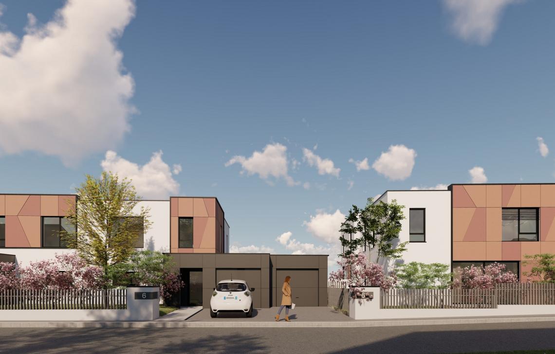 Programme immobilier neuf Maisons neuves