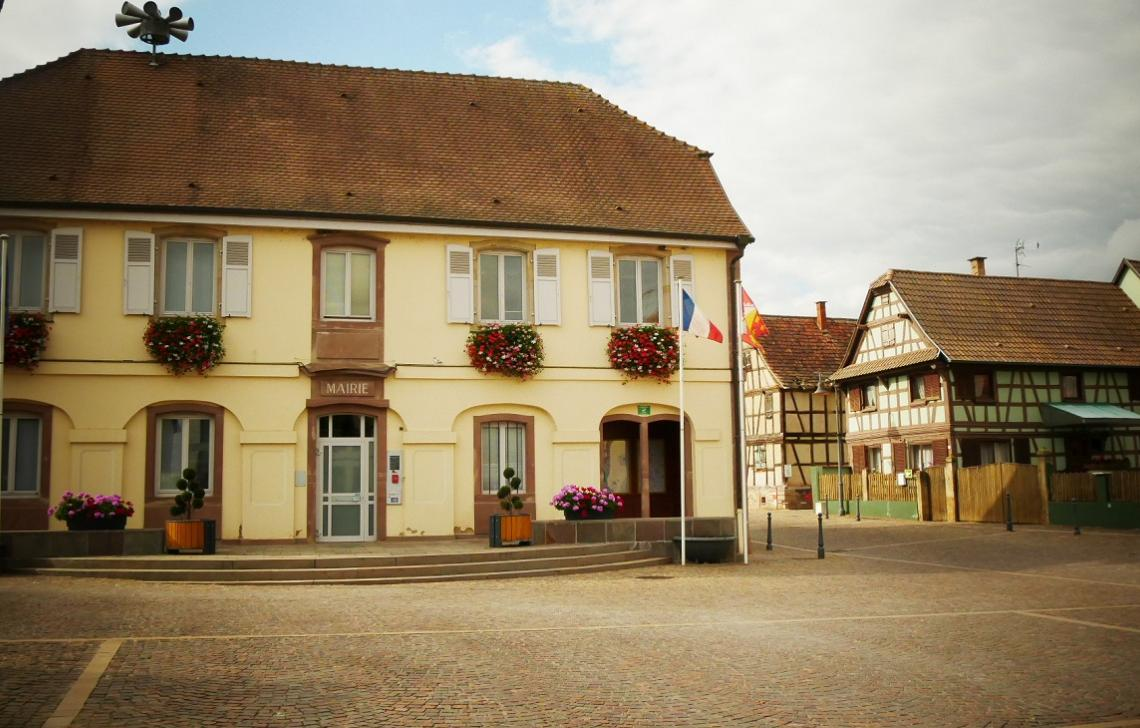 Mairie de Duppigheim