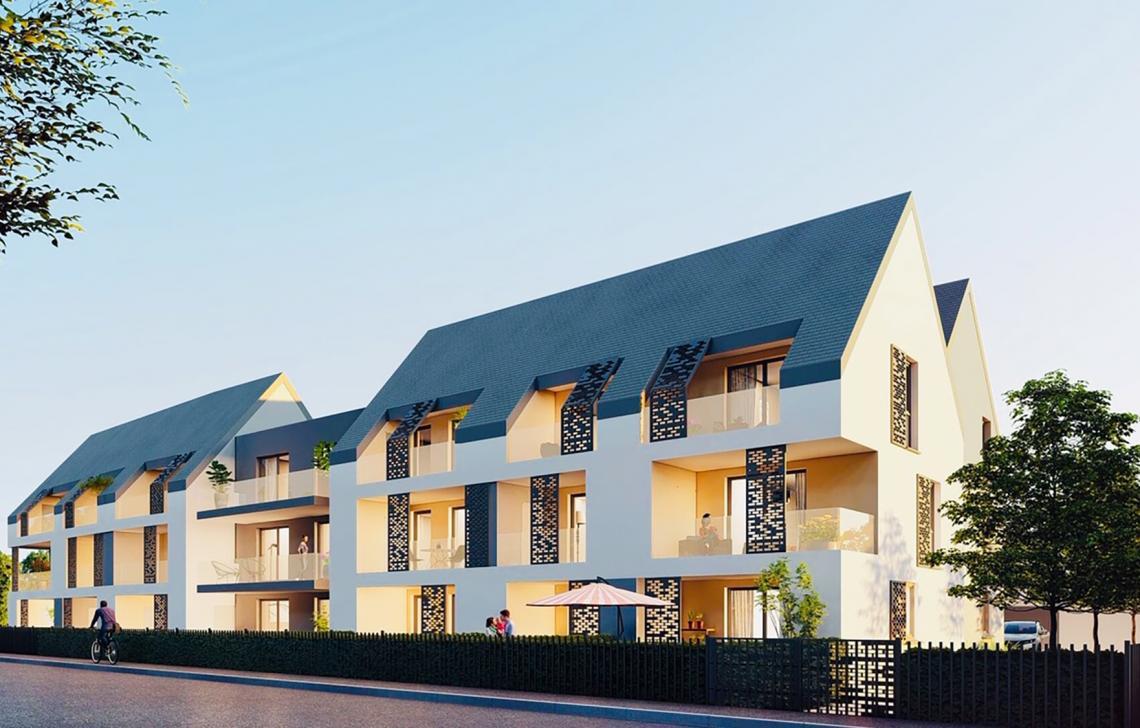 Programme immobilier neuf Oberhoffen sur Moder