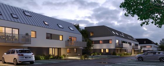 Programme immobilier neuf Ingersheim - Cyllene