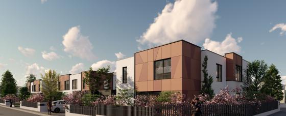 Maisons neuves Mittelhausbergen - Les Méliades