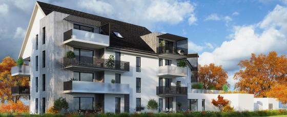 Programme immobilier neuf Odéa - Duppigheim