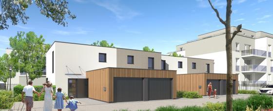 Programme immobilier maison neuve - Brumath