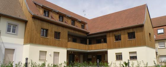 Programme immobilier neuf Cours Romane - Rosheim