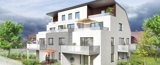 Programme immobilier neuf Illkirch-Graffenstaden - Villa Juliette